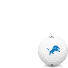 Titleist AVX Detroit Lions Golf Balls