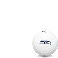 Titleist AVX Seattle Seahawks Golf Balls