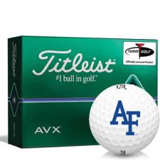 Titleist AVX Air Force Falcons Golf Balls