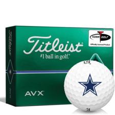 Titleist AVX Dallas Cowboys Golf Balls