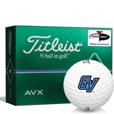 Titleist AVX Grand Valley State Lakers Golf Balls
