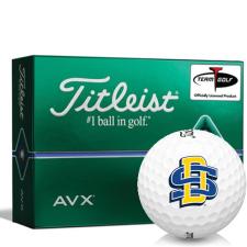 Titleist AVX South Dakota State Golf Balls