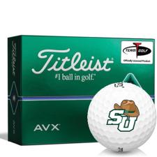 Titleist AVX Stetson Hatters Golf Balls