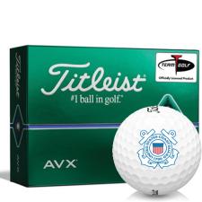 Titleist AVX US Coast Guard Golf Balls