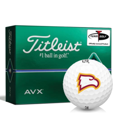 Titleist AVX Winthrop Eagles Golf Balls