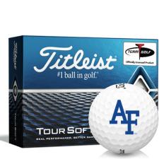 Titleist Tour Soft Air Force Falcons Golf Balls