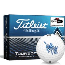 Titleist Tour Soft Colorado School of Mines Orediggers Golf Balls