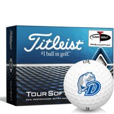 Titleist Tour Soft Drake Bulldogs Golf Balls