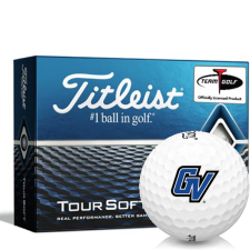 Titleist Tour Soft Grand Valley State Lakers Golf Balls