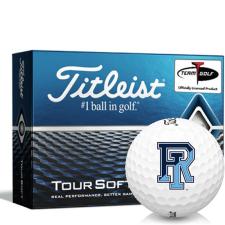 Titleist Tour Soft Rhode Island Rams Golf Balls
