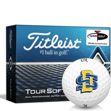Titleist Tour Soft South Dakota State Golf Balls