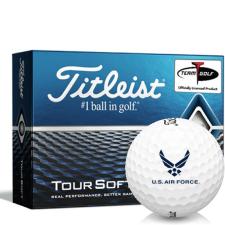 Titleist Tour Soft US Air Force Golf Balls