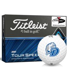 Titleist Tour Speed Drake Bulldogs Golf Balls