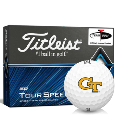 Titleist Tour Speed Georgia Tech Golf Balls