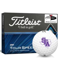 Titleist Tour Speed Stephen F. Austin Lumberjacks Golf Balls