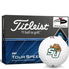 Titleist Tour Speed Stetson Hatters Golf Balls
