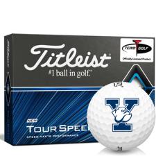 Titleist Tour Speed Yale Bulldogs Golf Balls
