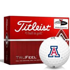 Titleist TruFeel Arizona Wildcats Golf Balls