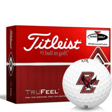 Titleist TruFeel Boston College Eagles Golf Balls