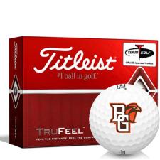 Titleist TruFeel Bowling Green Falcons Golf Balls