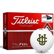 Titleist TruFeel Cal Irvine Anteaters Golf Balls