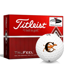 Titleist TruFeel Campbell Fighting Camels Golf Balls