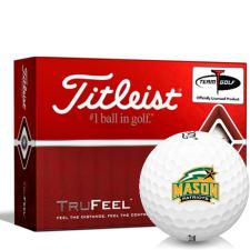 Titleist TruFeel George Mason Patriots Golf Balls