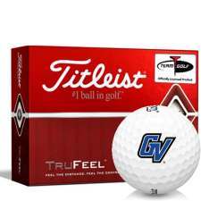 Titleist TruFeel Grand Valley State Lakers Golf Balls