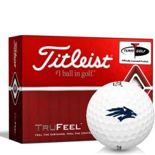 Titleist TruFeel Nevada Wolfpack Golf Balls