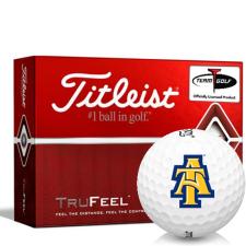 Titleist TruFeel North Carolina A&T Aggies Golf Balls