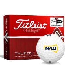 Titleist TruFeel Northern Arizona Lumberjacks Golf Balls