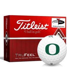 Titleist TruFeel Oregon Ducks Golf Balls