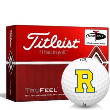 Titleist TruFeel Rochester Yellowjackets Golf Balls