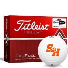Titleist TruFeel Sam Houston State Bearkats Golf Balls