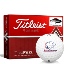 Titleist TruFeel South Alabama Jaguars Golf Balls