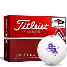 Titleist TruFeel Stephen F. Austin Lumberjacks Golf Balls