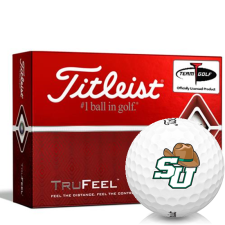 Titleist TruFeel Stetson Hatters Golf Balls