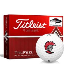 Titleist TruFeel Tampa Spartans Golf Balls