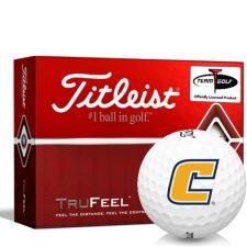 Titleist TruFeel Tennessee Chattanooga Mocs Golf Balls