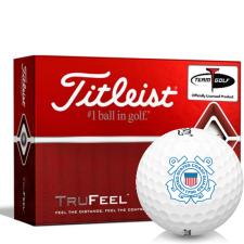 Titleist TruFeel US Coast Guard Golf Balls