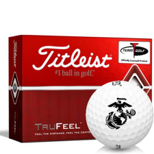 Titleist TruFeel US Marine Corps Golf Balls