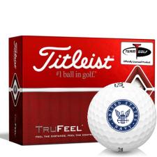 Titleist TruFeel US Navy Golf Balls