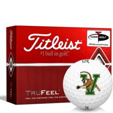 Titleist TruFeel Vermont Catamounts Golf Balls