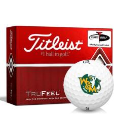 Titleist TruFeel William & Mary Tribe Golf Balls