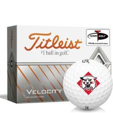 Titleist Velocity Davidson Wildcats Golf Balls