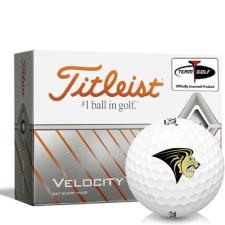 Titleist Velocity Lindenwood Lions Golf Balls