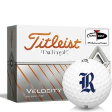 Titleist Velocity Rice Owls Golf Balls