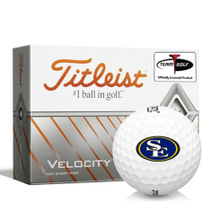 Titleist Velocity Southeastern Oklahoma State Savage Storm Golf Balls