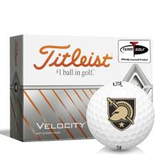 Titleist Velocity Army West Point Black Knights Golf Balls