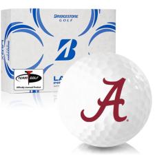 Bridgestone Lady Precept Alabama Crimson Tide Golf Ball